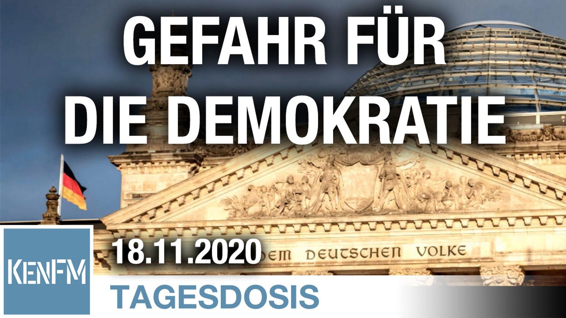 Gefahr für die Demokratie | Von Gabriele Herb