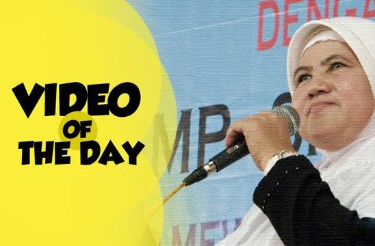 Video of The Day: Mamah Dedeh Positif Covid-19, Reaksi Ustaz Maaher Aibnya Diumbar Nikita Mirzani