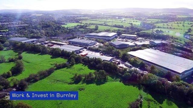 Work in Burnley