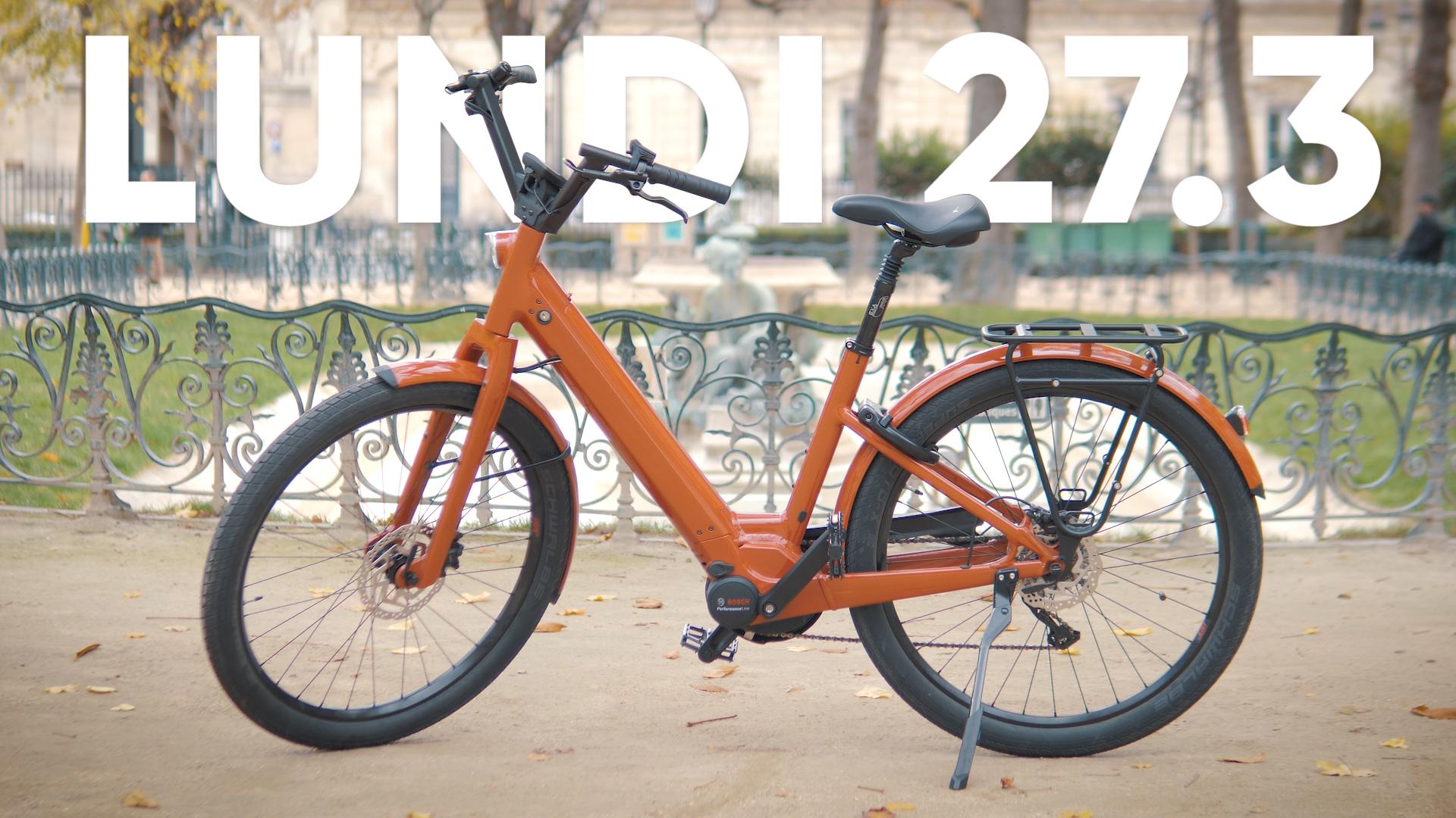 On a testé le Moustache Lundi 27 : LE vélo pour débuter !