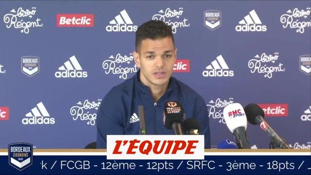 Ben Arfa : « Je suis très optimiste, très serein » - Foot - L1 - FCGB