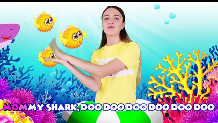 Baby Shark Song - kids song sing and dance for children