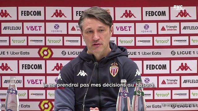 """Monaco : """"Un leader, un capitaine"""", Kovac encense Ben Yedder, absent contre le PSG"""