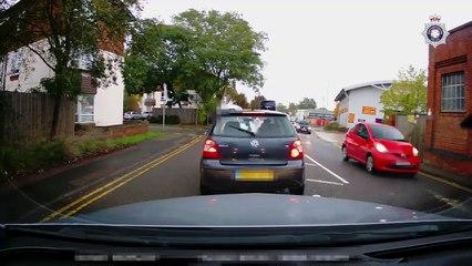 Northants Police #OpSnap dashcam footage