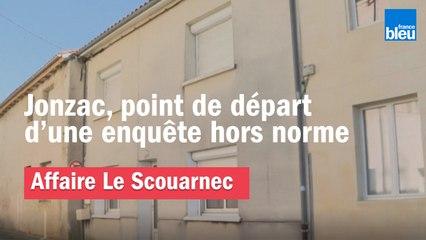 Affaire Le Souarnec : Jonzac, point de départ d'une enquête hors norme