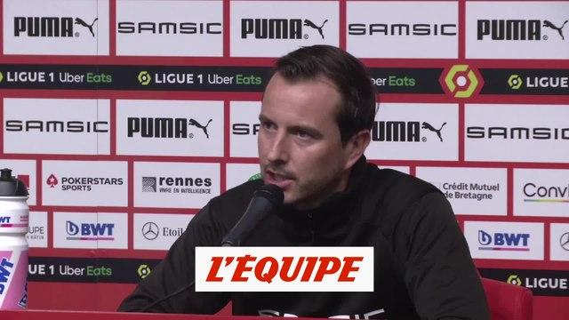Stéphan : « Je considère que c'est un chance d'avoir entraîné Ben Arfa » - Foot - L1 - Rennes