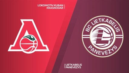 7Days EuroCup Highlights Regular Season, Round 8: Lokomotiv 94-90 Lietkabelis