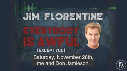 Watch Jim Florentine Do Stand-Up Comedy From The Comfort Of Your Own Living Room