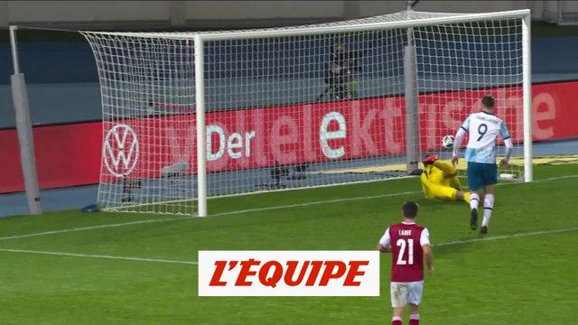 Les buts de Autriche-Norvège - Foot - Ligue des nations
