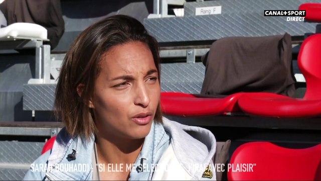 """Interview de Sarah Bouhaddi : """"Si Corinne Diacre me sélectionne, j'irai avec plaisir"""""""