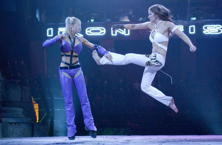 Tekken Movie (2010) -  Jon Foo, Kelly Overton, Cary-Hiroyuki Tagawa, Ian Anthony Dale, Cung Le, Darrin Dewitt Henson, Luke Goss
