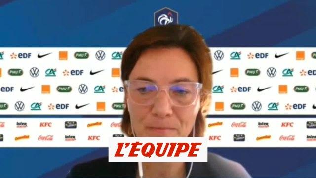 Diacre : «Je suis soutenue par mon président et par des joueuses» - Foot - Bleues