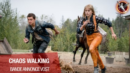CHAOS WALKING (Avec Tom Holland et Daisy Ridley) - Bande Annonce VOST