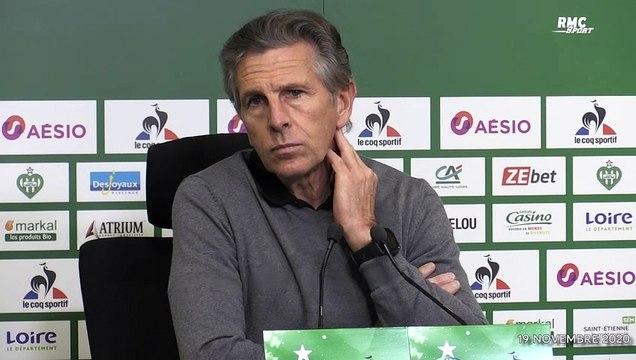 """ASSE : Même dans le dur, Puel ne veut pas voir son équipe """"jouer comme des bourrins"""""""