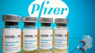 Pfizer dice que su vacuna contra COVID-19 es 95% efectiva y sin riesgos