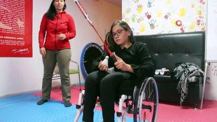Kadriye Yılmaz, Engellerini Sporla Aştı Üç Farklı Branşta Başarılara Koştu