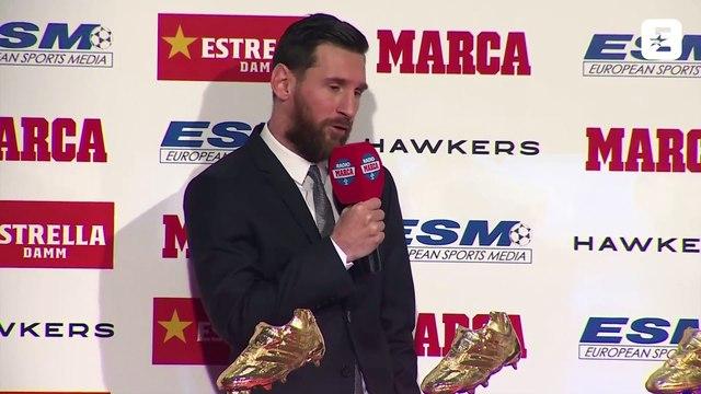 City n'en démord pas et veut Messi en janvier 2021