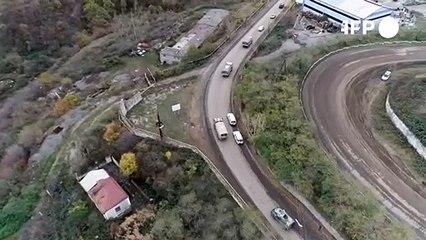 UE condena intervenção estrangeira em Nagorno Karabakh