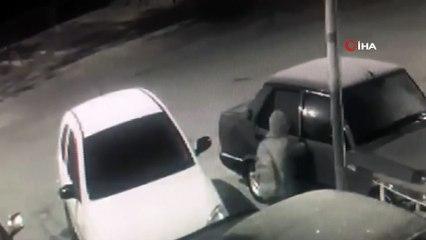 """21 Araçtan Hırsızlık Yapan Oto Faresi: """"Yakışıklı Çekin"""""""