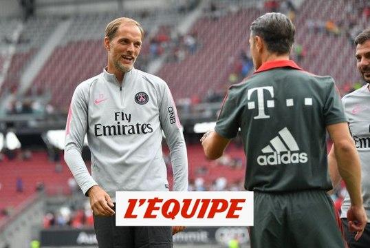 Menuge«Tuchel aime la possession, Kovac les contre-attaques» - Foot - L1 - PSG - Monaco
