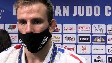 Championnats d'Europe seniors 2020 – Kilian Le Blouch : « La case européenne est cochée »