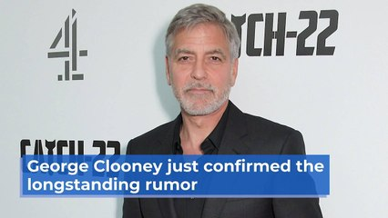 Must Be Nice: George Clooney Invited 14 Friends To Dinner & Gave Them Each $1 Million