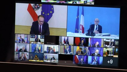 UE expandirá sanções para incluir empresários e entidades de Belarus