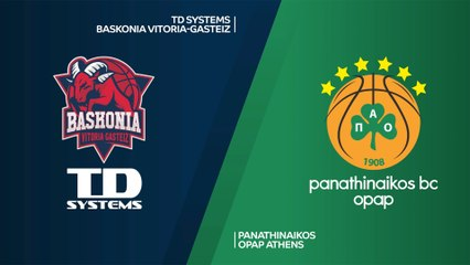 EuroLeague 2020-21 Highlights Regular Season Round 10 video: Baskonia 93-72 Panathinaikos