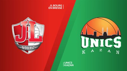 7Days EuroCup Highlights Regular Season, Round 4: Bourg 74-86 UNICS