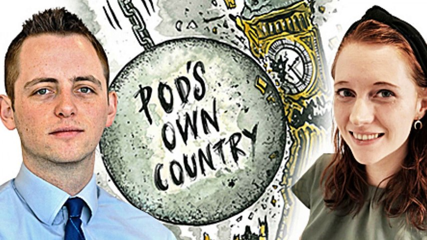 36. Pod's Own Country: The NRG and holding feet to the fire