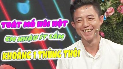 Nghe Tửu Lượng Cô Gái Kiến Chàng Trai và 2 MC Quyền Linh - Nam Thư  Hoảng Hốt   Bạn Muốn Hẹn Hò