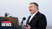 Disputed Golan Heights 'part of Israel' says Pompeo
