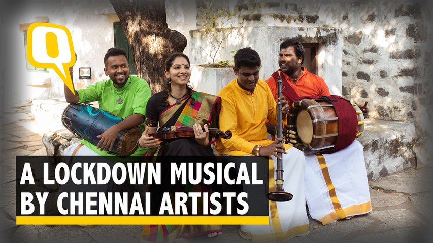 'Rise': How A Band of Chennai Musicians Killed Lockdown Blues with Music