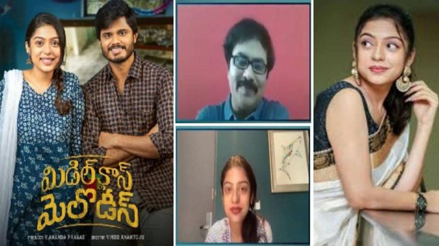 Varsha Bollamma Chit Chat About Middle Class Melodies Movie