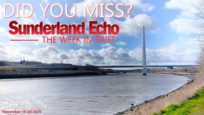 Did You Miss? The Sunderland Echo this week