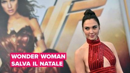 Wonder Woman salva il Natale!