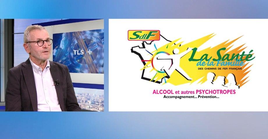 TLS+ présenté par Laurent Leleux Addiction et confinement : un cocktail explosif… TELESUD 20/11/20