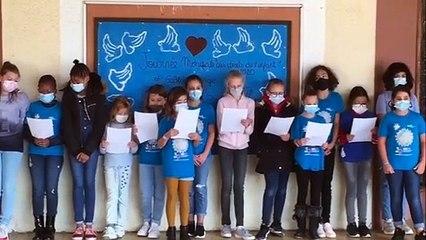LE CAP D'AGDE - Un chanson à l'occasion de la  Journée internationale des droits de l'enfant
