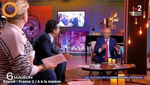 6 à la maison : le jour où le garde du corps de Nicolas Sarkozy a eu très peur