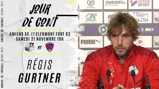 Jour de Conf' ASC-CF63: Régis Gurtner