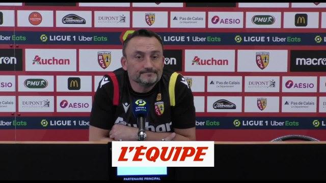 Haise : «Il y a de la qualité à Dijon» - Foot - L1 - Lens