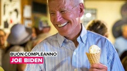 Buon compleanno Joe Biden