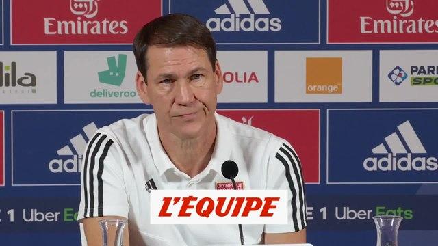 Garcia : « Jouer à Angers n'est jamais facile » - Foot - L1 - OL