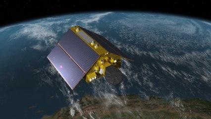 New U.S.-European Satellite Sentinel-6 Michael Freilich Tracking Sea Level Rise