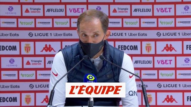 Thomas Tuchel : «Je suis plus surpris qu'en colère» - Foot - L1 - PSG
