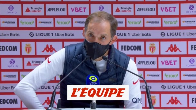Thomas Tuchel : « On a remis Monaco en confiance » - Foot - L1 - PSG
