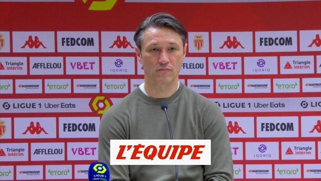 Kovac : « Pour battre ce PSG, il faut jouer en équipe » - Foot - L1 - Monaco
