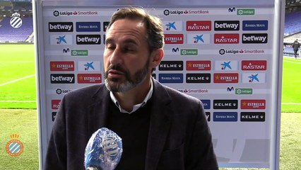 Vicente Moreno analiza la derrota ante el Girona (20/11/20)