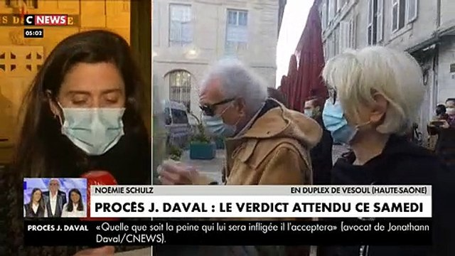 Procès de Jonathann Daval : Le résumé de la journée de vendredi avant le verdict qui est prévu samedi avec 24h de retard