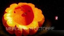 Fort Boyard 2012 - Teaser ''Halloween - Félindra, tête de citrouille'' (31 octobre 2012)